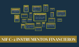Copy of NIF C-2 Instrumentos financieros