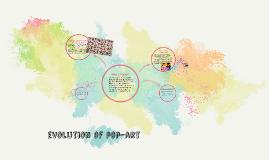 EvolUTION of pop-art