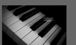 Class Piano, Or: How I Learned to Stop Struggling and Love the Keyboard