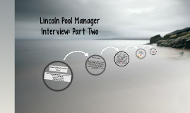 Lincoln Pool Manager