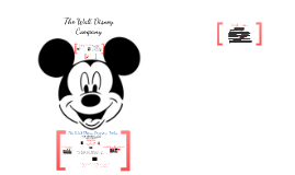 Economics of The Walt Disney Company