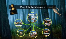 Le renouvellement de l'art à la Renaissance