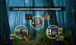 Les peintres romantiques français