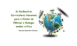 PCNs-análise crítica