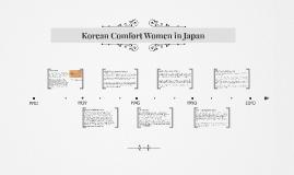 Comfort Women in Japan