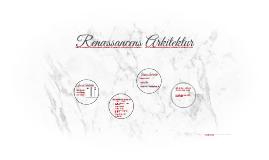 Renæssancens Arkitektur