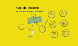 Fundamentos Teóricos de la Psicología Comunitaria