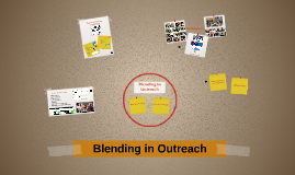 Copy of Blending in Outreach