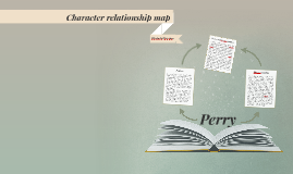 Character relationship map