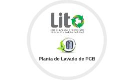 Planta de Lavado de PCB