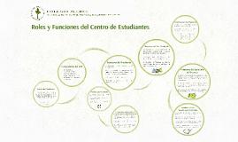 Roles y funciones del Centro de Estudiantes