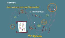 Greetings, Alphabet, Numbers