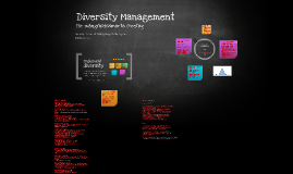 Diversity Management / Danji