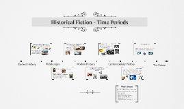 Historical Fiction - Time Periods