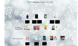 Tyee Winter Booktalks