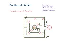 National Deficit