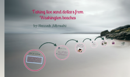 Hannah sand dollar project