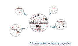 Ciência da informação geográfica
