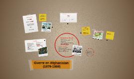 Guerre en Afghanistan (1979-1989)