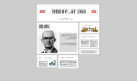 Copy of ENFOQUE DE WILLIAM P. LEONARD