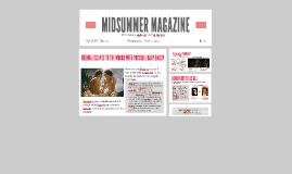 MIDSUMMER MAGAZINE