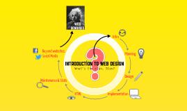 Hub: Introduction to Web Design
