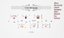 Credit de sintesi linea del temps