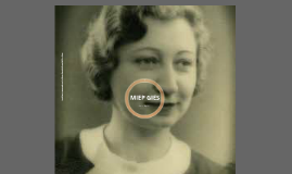 Copy of Miep Gies