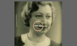 Copy of Miep Gies