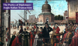 The Poetics of Diplomacy: