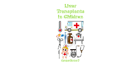 Liver Transplants in children
