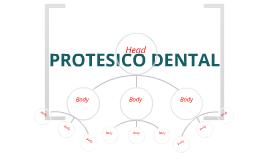 Protésico dental