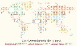 Convenciones de Viena