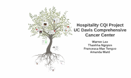 UCD Cancer Center Hospitality CQI Project
