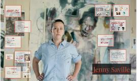 Jenny Saville - Vorstellung der Person