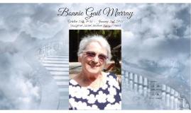 Bonnie Gail Murray