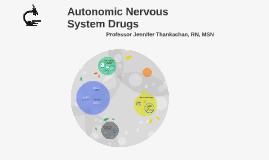 Copy of Autonomic Nervous System