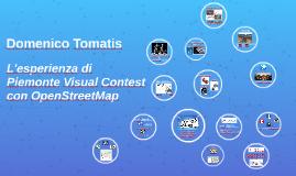 Piemonte Visual Contest e OpenStreetMap