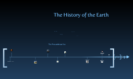 Copy of Geology Era Timeline