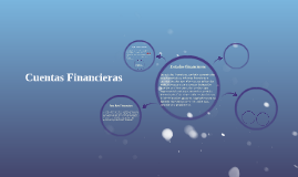 Cuentas Financieras
