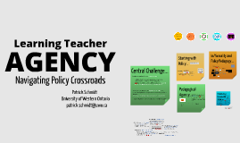 Policy Pedagogy and Teacher Agency - NAfME