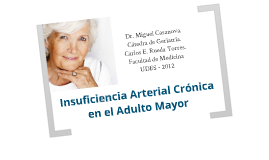 Copy of Insuficiencia Arterial Cronica