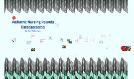 Pediatric Nursing Rounds Presentation