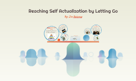 Reaching Self Actualization by Letting Go