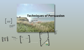 Copy of Techniques of Persuasion