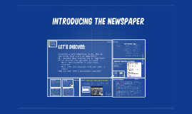 Introduction to the News