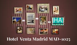 MAD-1025Hotel  Venta Madrid