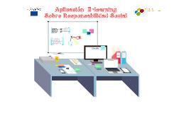 Aplicación  E-learning  Sobre Responsabilidad Social