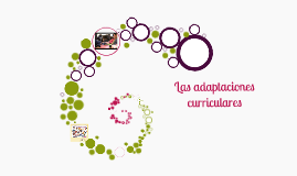 Copy of Las adaptaciones curriculares