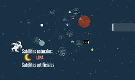 Satélites naturales: LUNA